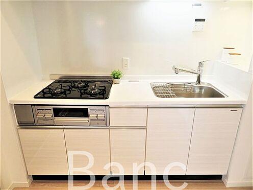 中古マンション-杉並区下高井戸4丁目 シンプルなキッチン