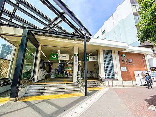 アパート-松戸市松戸新田 JR武蔵野線新八柱駅徒歩10分。