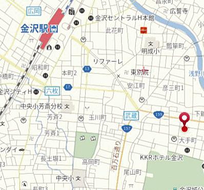 区分マンション-金沢市尾張町1丁目 その他