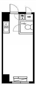 マンション(建物一部)-墨田区両国2丁目 間取り