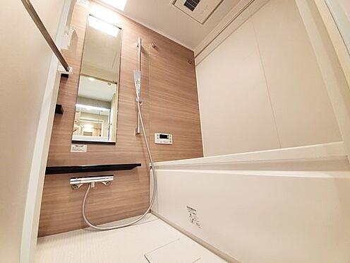 中古マンション-多摩市落合3丁目 地肌の触れる浴室も新規交換済で気持ちよくお住まいいただけます♪