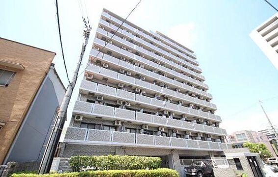 マンション(建物一部)-大阪市北区豊崎1丁目 落ち着いた外観です