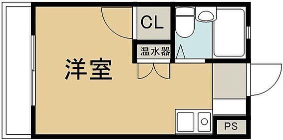 区分マンション-鶴ヶ島市富士見5丁目 間取り