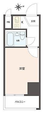区分マンション-神戸市中央区元町通7丁目 水まわりと居室をわけた暮らしやすい間取り