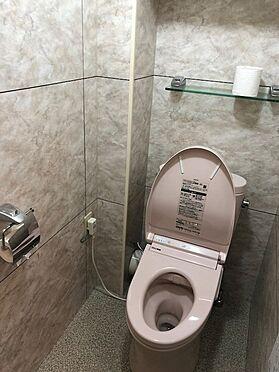 中古マンション-鴻巣市吹上富士見2丁目 トイレ