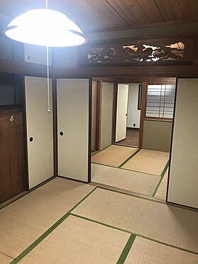 中古一戸建て-大阪市浪速区桜川1丁目 居間