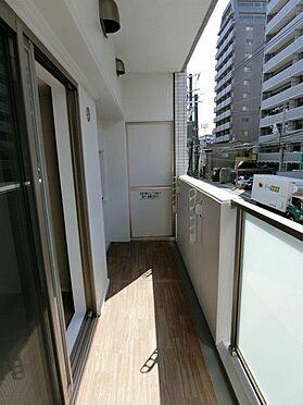 マンション(建物一部)-広島市中区十日市町2丁目 バルコニー