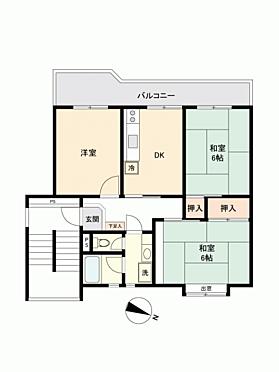 マンション(建物一部)-松戸市大金平1丁目 間取り