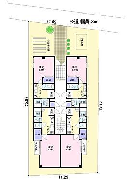 マンション(建物全部)-狛江市東和泉2丁目 間取り