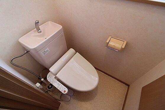 中古一戸建て-多摩市連光寺2丁目 トイレ