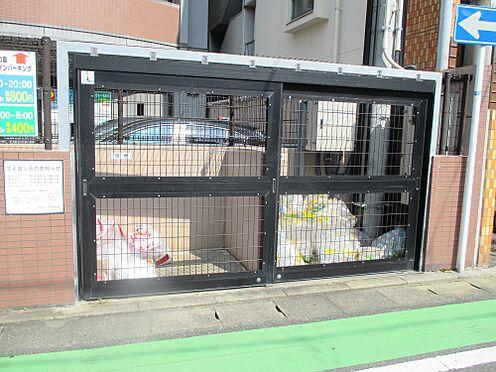 マンション(建物一部)-福岡市中央区荒戸1丁目 敷地内ごみ置き場