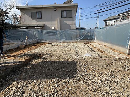 新築一戸建て-豊田市宝来町4丁目 1・2階にトイレあり。階段を降りなくてもいいので、高齢者の方も便利です。