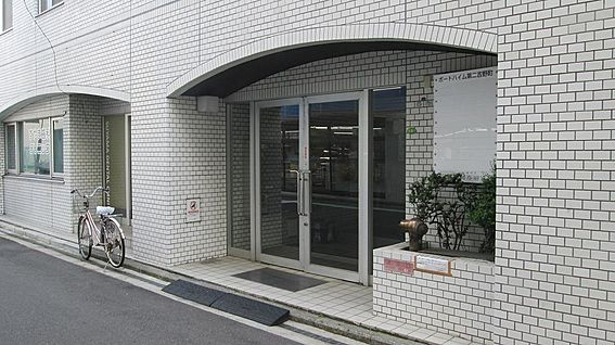 事務所(建物一部)-横浜市南区吉野町3丁目 おしゃれなエントランス