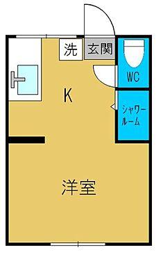 アパート-大阪市生野区桃谷3丁目 間取り