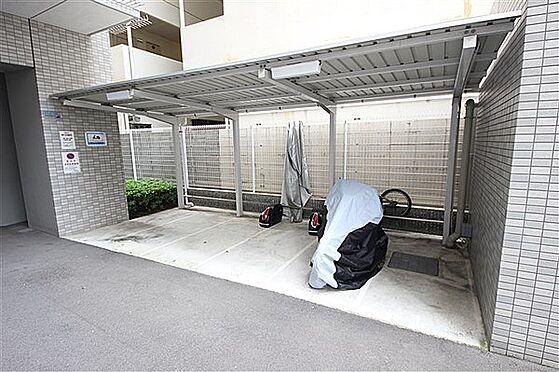 マンション(建物一部)-大阪市淀川区新北野3丁目 バイク置場もあります。