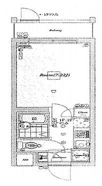 マンション(建物一部)-西東京市田無町1丁目 間取り