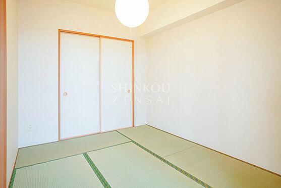マンション(建物一部)-北上市大通り3丁目 和室 約5.0帖