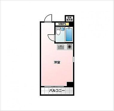 マンション(建物一部)-大阪市中央区西心斎橋2丁目 間取り