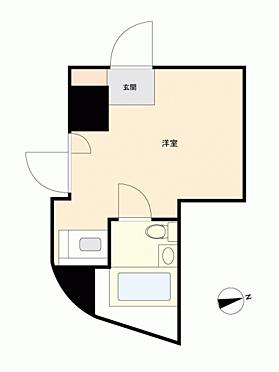 区分マンション-新潟市中央区西堀通 間取り