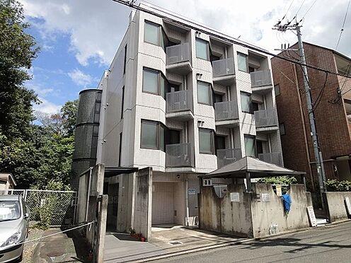 マンション(建物一部)-京都市東山区上馬町 スタイリッシュな外観