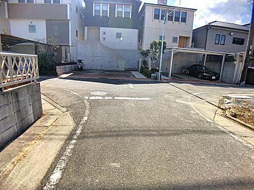 新築一戸建て-名古屋市緑区相川1丁目 前面道路