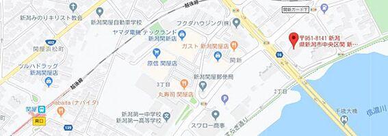 マンション(建物一部)-新潟市中央区関新2丁目 その他