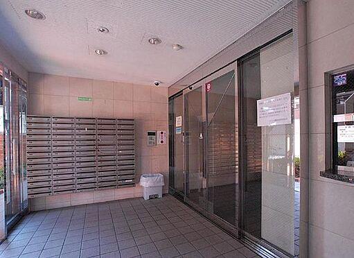 マンション(建物一部)-大阪市浪速区戎本町1丁目 エントランスにはオートロックあり