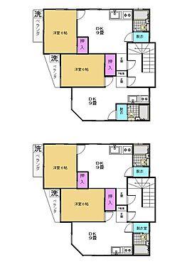 アパート-伊東市吉田 間取り