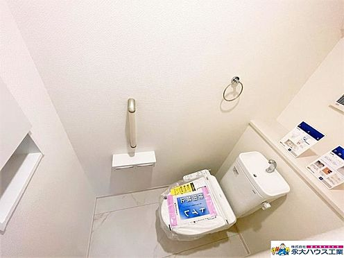 新築一戸建て-岩沼市相の原2丁目 トイレ