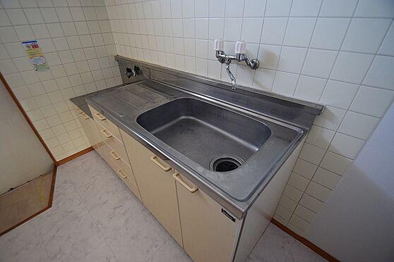 アパート-千葉市若葉区桜木北3丁目 ガスコンロ設置可能な広々としたキッチン