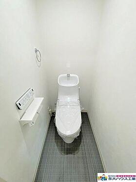 区分マンション-塩竈市西町 トイレ