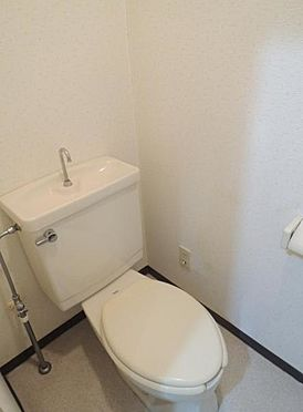 マンション(建物一部)-横浜市南区別所7丁目 トイレ