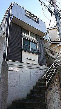 アパート-横浜市神奈川区栗田谷 外観