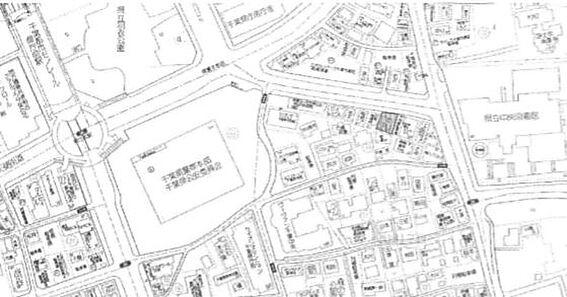 ビル(建物全部)-千葉市中央区長洲1丁目 地図