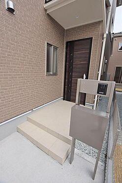 新築一戸建て-仙台市青葉区落合5丁目 玄関