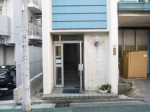 中古マンション-文京区水道2丁目 エントランス