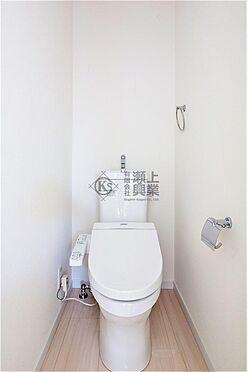 アパート-東松山市大字古凍 トイレ