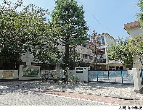 アパート-目黒区大岡山1丁目 大岡山小学校