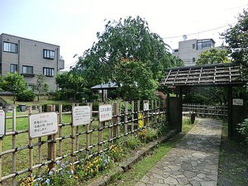 アパート-新宿区下落合2丁目 藤兵衛公園