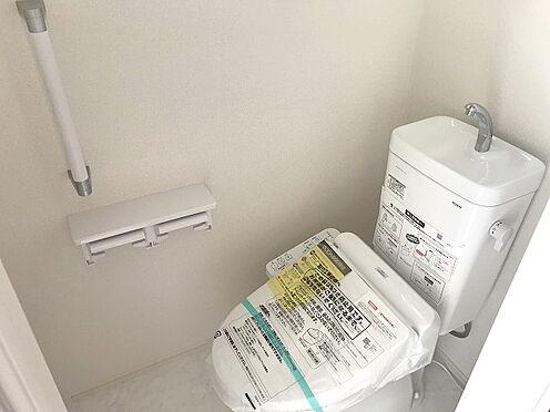 新築一戸建て-神戸市垂水区北舞子1丁目 トイレ