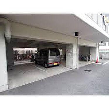 区分マンション-京都市右京区西院清水町 駐車場