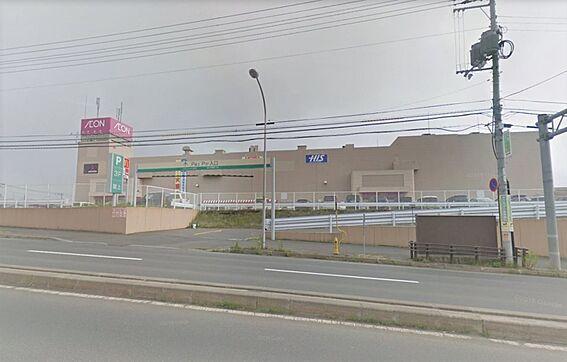 戸建賃貸-北見市高栄東町3丁目 イオン北見店 徒歩約15分