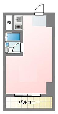 マンション(建物一部)-大阪市西区西本町2丁目 シンプルな1R
