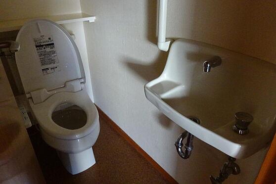区分マンション-豊島区目白4丁目 トイレ