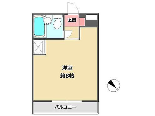 マンション(建物一部)-神戸市東灘区魚崎南町8丁目 間取り