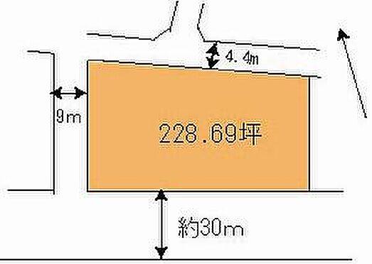 店舗(建物全部)-水戸市千波町 区画図
