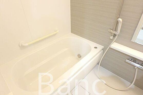 中古マンション-足立区南花畑3丁目 ゆったりとくつろげるバスルームです。