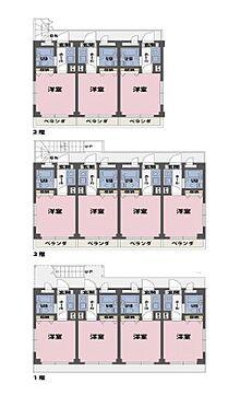 マンション(建物全部)-国分寺市東戸倉 間取り