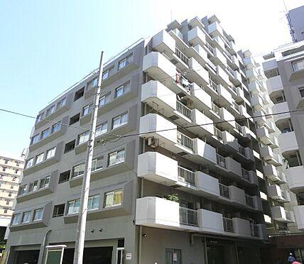 マンション(建物一部)-中央区日本橋箱崎町 東側からのマンション画像です。