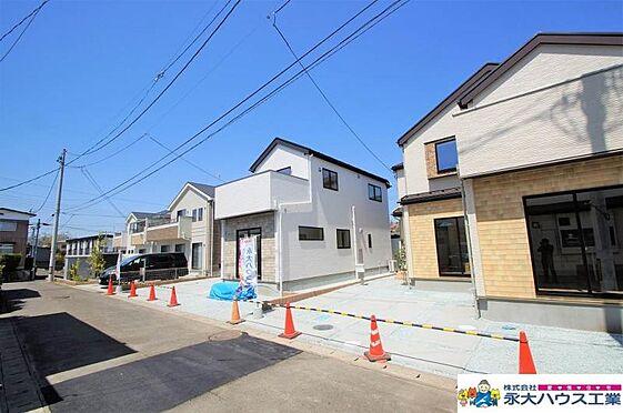 新築一戸建て-仙台市青葉区愛子中央2丁目 外観